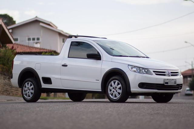 Volkswagen Saveiro tem recall de mais de 180 mil unidades por defeito no freio traseiro